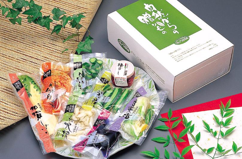 石川県の地場野菜を使ったこだわりお漬物   自然の恵みを食卓 ...